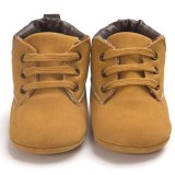 Ulasan Tentang Bayi Balita Lembut Sole Sepatu Kulit Bayi Balita Toddler Shoes Intl
