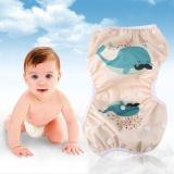 Jual Baby Unisex Reusable Bernapas Popok Berenang Kolam Renang Musim Panas Pant Dengan Snaps Training Pants 2 Intl Oem Original