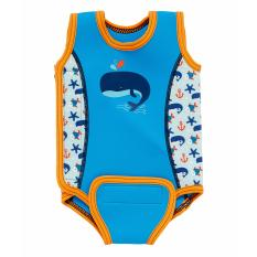 Baby Warmers Blue 12-24 Months By Mothercare & Elc.