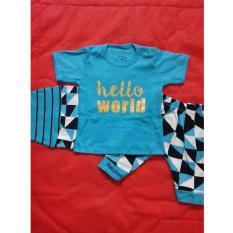 Harga Babybee Setelan Pakaian Anak Laki Laki Topi Di Banten