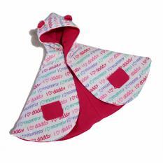 Jual Beli Babycape Jaket Selimut Bayi Mommy Daddy Pink Baby Cape By Bibbo Jawa Tengah