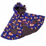 Toko Babycape Rugby Big Fans Baby Cape By Bibbo Babywear Termurah