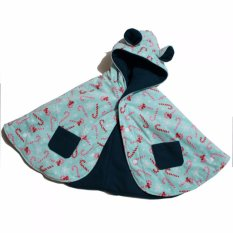 Beli Babycape Toska Candy Baby Cape By Bibbo Babywear Secara Angsuran