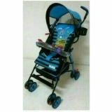 Jual Babydoes Ds 203H Buggy Baby Stroller Kereta Dorong Bayi Biru Babydoes Original