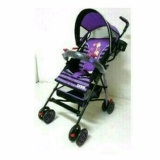 Spesifikasi Babydoes Ds 203H Buggy Baby Stroller Kereta Dorong Bayi Ungu Baru
