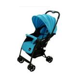 Babyelle Baby Stroller New Citilite 2 S606 Lightweight Kereta Dorong Bayi Biru Diskon Akhir Tahun