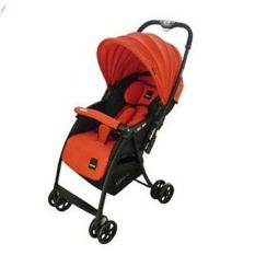 Harga Babyelle Baby Stroller New Citilite 2 S606 Lightweight Kereta Dorong Bayi Merah Dan Spesifikasinya