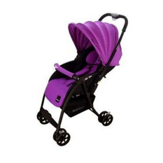 Harga Babyelle Baby Stroller New Citilite 2 S606 Lightweight Kereta Dorong Bayi Ungu Babyelle Original