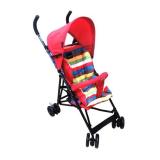 Harga Babyelle Baby Stroller S 210 Vivo Kereta Dorong Bayi Merah Dan Spesifikasinya