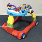 Review Babyelle New 2 In 1 Baby Walker And Activity Walker Sdcard Music Oranye Dki Jakarta