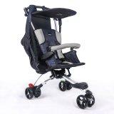 Beli Babyelle S 301 Move Stroller Grey Babyelle Dengan Harga Terjangkau