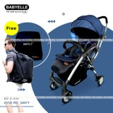 Harga Babyelle Stroller S 939 New Avio Rs With Bagpack Baby Elle Kereta Dorong Bayi Tas Ransel Navy Online