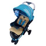 Beli Babyelle Tango Stroller Single S 509 Baby Elle Tango Baby Stroller Kereta Dorong Bayi Biru Online