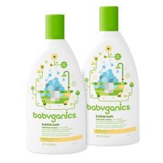 Harga Babyganics Baby Bubble Bath Chamomile Verbena 20 Fl Oz 591Ml Satu Set