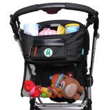 Beli Babygo Inc Universal Stroller Organizer Hitam Online Terpercaya