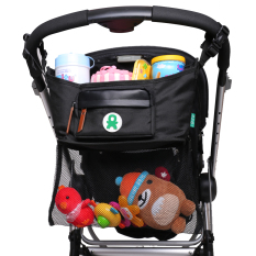 Promo Toko Babygo Inc Universal Stroller Organizer Hitam