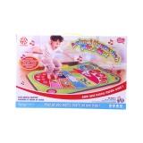 Jual Babykid Toy Mainan Anak Balita Animal Hopscotch Play Mat Karpet Dengan Bunyi Musik Dan Hewan Babykid Toy Ori