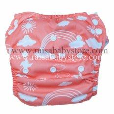 Jual Babyland Celana Bayi Anti Bocor Murah Ukuran 8 22 Kg Dawn Clodi Popok Bayi Dengan 1 Insert Microfiber Satu Set