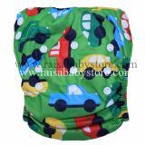 Babyland Celana Bayi Anti Bocor Murah Ukuran 8 22 Kg Green Car Clodi Popok Bayi Dengan 2 Insert Microfiber Babyland Diskon 40