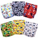 Jual Babyland Super Package 6 Pcs Clodi Babyland Pocket With 12 Insert Microfiber 3 Ply For Baby Boy Baru