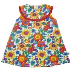 Harga Babylon Dress Komb Leher Geber A Flowery Lot 14 Multicolor Branded