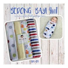 Babymix  Bedong Carters / Kolaco 4in1 Baby - BDG 04