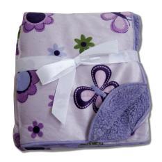Babymix - Selimut Bayi Anak Double Fleece - BoysIDR112500. Rp 112.500