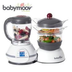 Model Babymoov Nutribaby Cherry 5 In 1 Food Processor Terbaru
