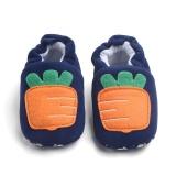 Harga Bayi Katun Buah Jahit Tidak Sliping Sepatu 0814 Biru Gelap Paling Murah