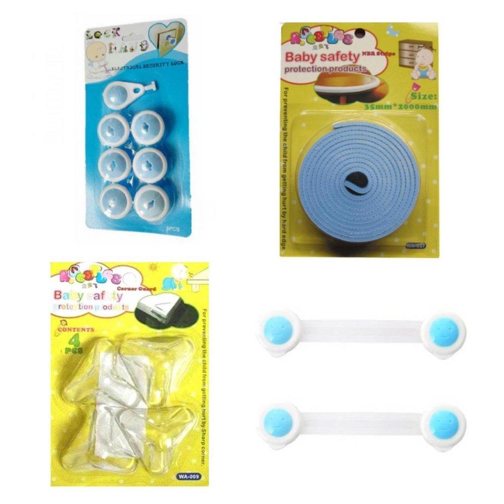 BabyTalk 4in1 Set - Pengaman Bayi dan Anak