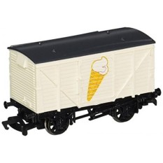 Bachmann Industries Thomas and Friends Ice Cream Wagon - intl