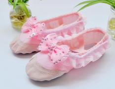 Model Balet Renda Tari Sepatu Terbaru