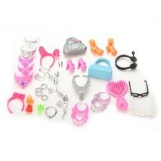 Tas Kalung Combs Sepatu Untuk Barbie-Internasional By Sporter.