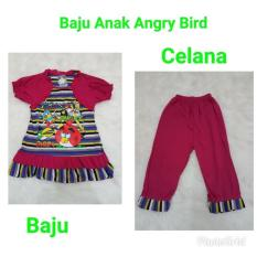 Baju Anak Angry Bird