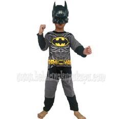 Baju Anak Kostum Topeng Superhero Batman Termurah