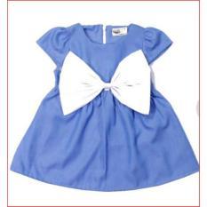 Baju Anak Perempuan Little Hippo Usia 0-3 tahun - XL