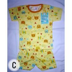 Baju Anak Special Edition Setelan Pendek Libby L 9-12 bulan