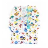 Katalog Baju Bayi Libby 3Pcs Baju Lengan Panjang 3 6 Bulan Libby Terbaru