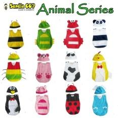 Beli Baju Jumper Bayi Lucu Kostum Karakter Animal Series Mickey Pake Kartu Kredit