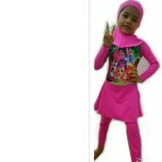 Baju Renang Anak Muslim Cewek Anak Perempuan Muslimah Baju Anak