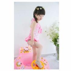 Baju Renang Anak Perempuan Termurah  Swimsuit Tutu - Pink