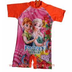 Harga Baju Renang Diving Anak Karakter Brdp K020Jr Satu Set