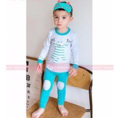 Harga Baju Tidur Setelan Anak Laki Laki Sgw2L Termahal