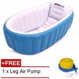 Iklan Bak Mandi Anak Bayi Intime Baby Bath Tub Pompa Injak Bestway