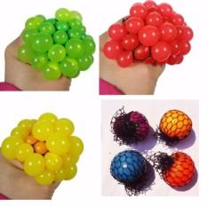 Ball Squishy Squeeze Anti Stress Squishy Ball Splat Toy - Random