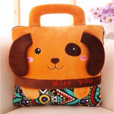 BALMUT (Bantal Selimut) 3D Import- Motif Dog