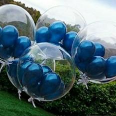 Balon Plastik Elastis-Stretchy Plastic Balloon - Bobo Balloon