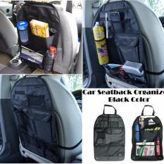 Bamboo Charcoal Car Seatback Bag Organizer / Simpan Minum Mobil By Igrosir.