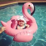 Jual Ban Pelampung Renang Bayi Anak Balita Flamingo Swan Float Antik