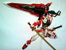 Spek Bandai Gundam Astray Red Frame Kai 1 100 Dki Jakarta
